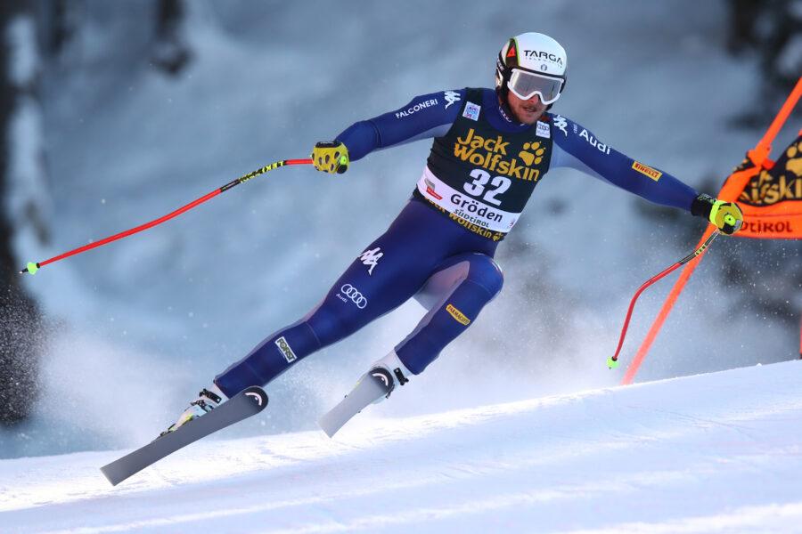 Eccomi a Cortina per  il mio secondo mondiale. Domani il superG!